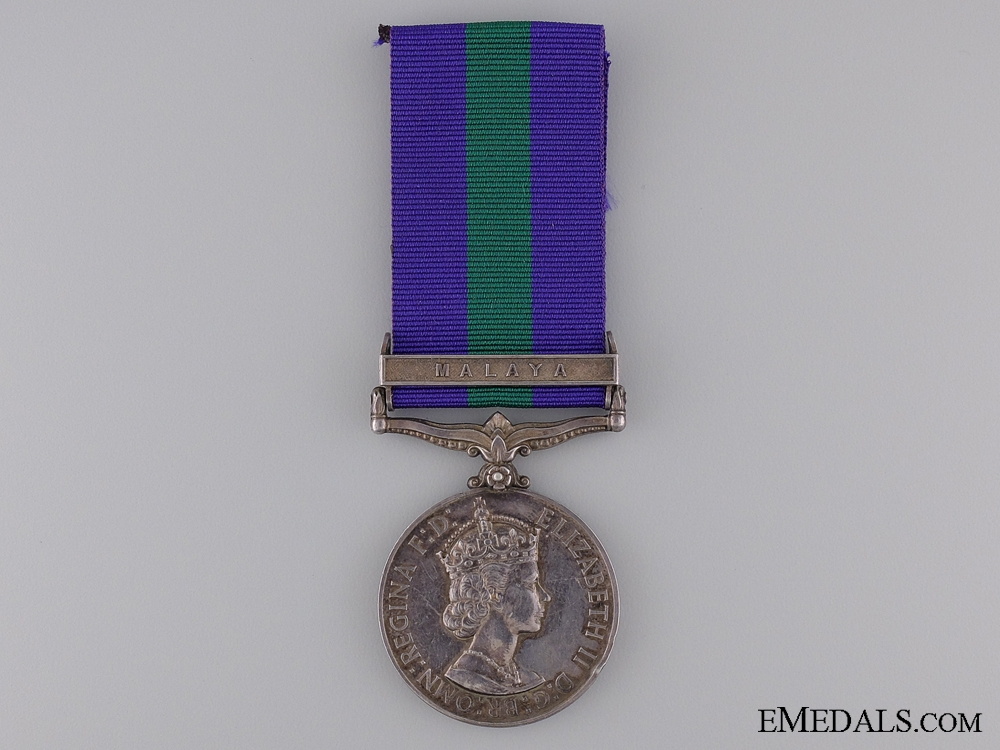 eMedals-General Service Medal to the Royal Air Force