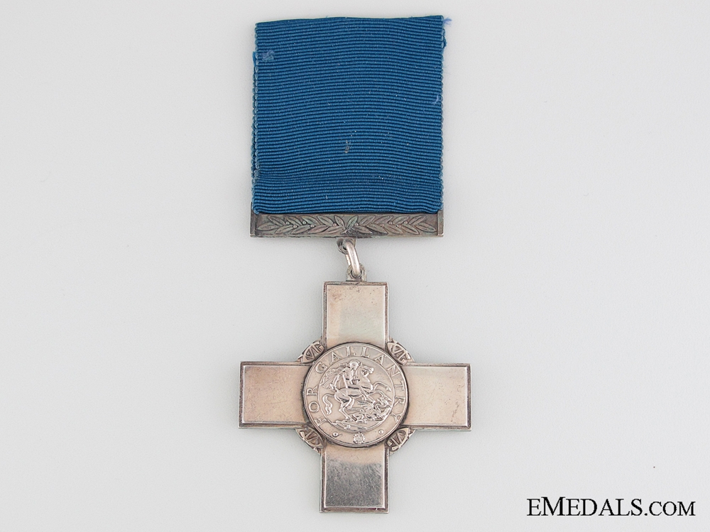 eMedals-George Cross; a Silver Specimen
