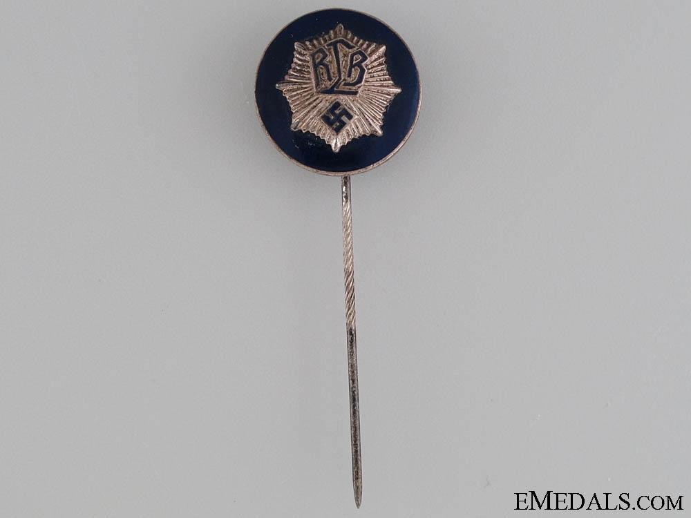 eMedals-German Air Protection Federation (RLB) Stickpin