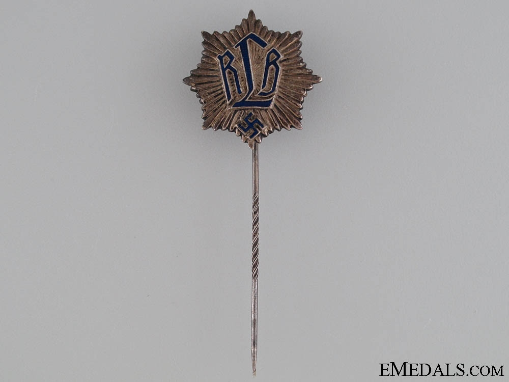 eMedals-German Air Protection Federation (RLB) Stickpin