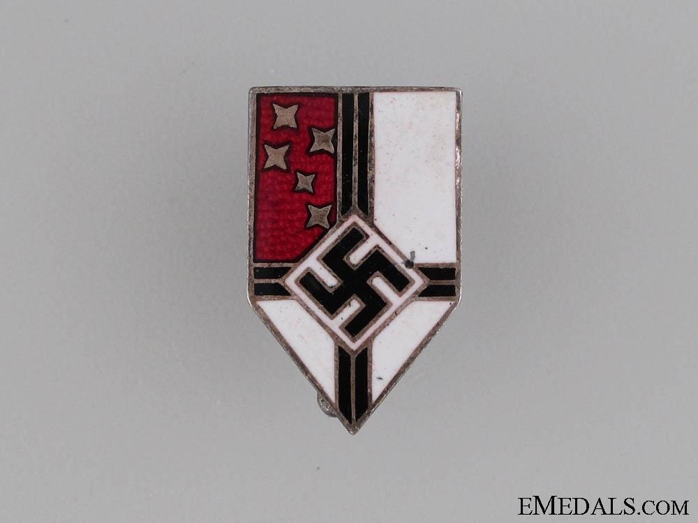 eMedals-German Colonial League Membership Badge
