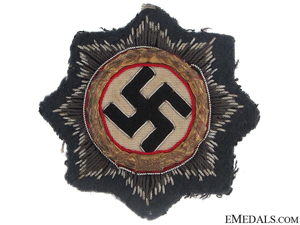 eMedals-German Cross in Gold