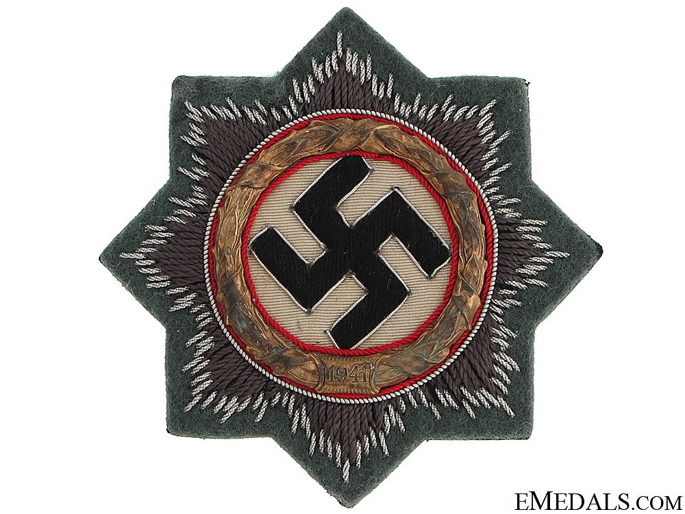 "eMedals-German Cross in Gold ""¢¤ Army"