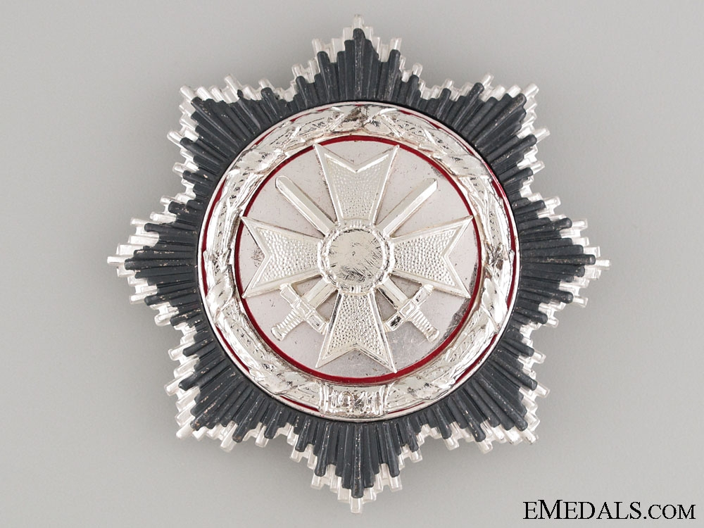 eMedals-German Cross in Silver - 1957 Version