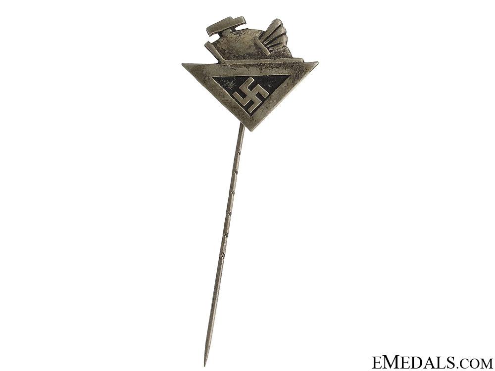 eMedals-German Culture Membership Stickpin