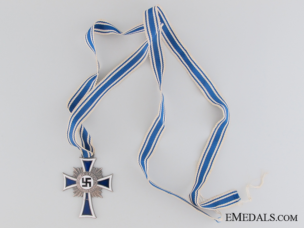 eMedals-German Mother's Cross; Silver Grade