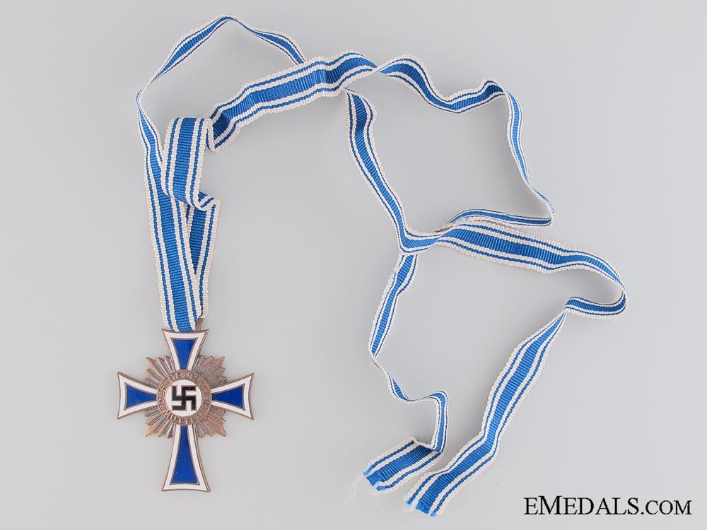 eMedals-German Mother's Cross; Bronze Grade