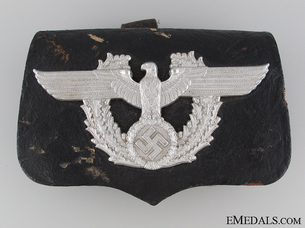 eMedals-German Police Pouch