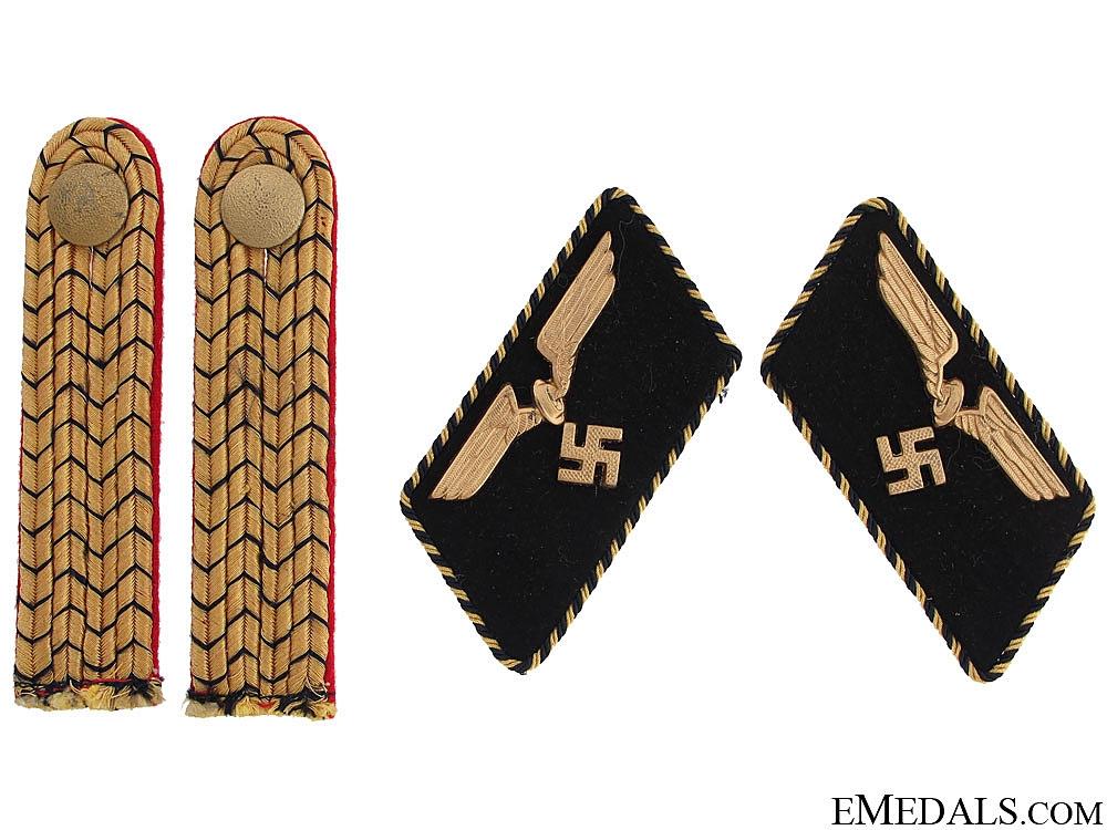 eMedals-German Railway Shoulder Boards & Collar Tabs