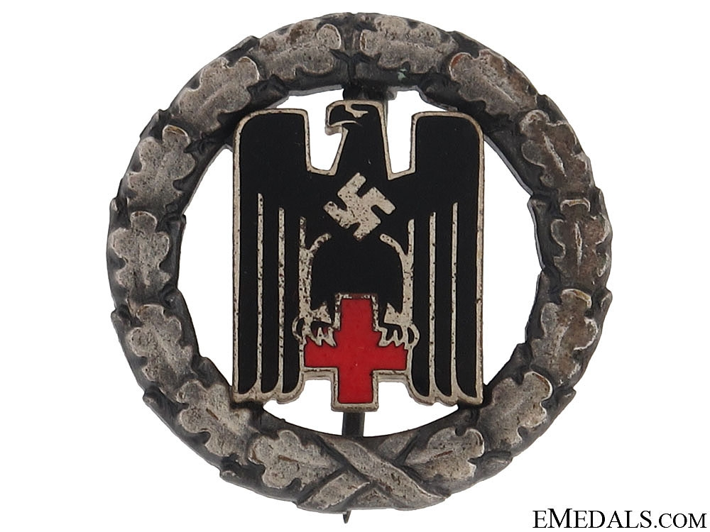 eMedals-German Red Cross Honor Pin
