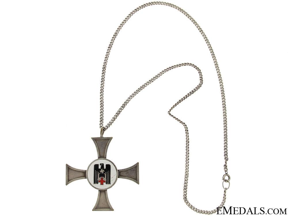 eMedals-German Red Cross Sister's Cross