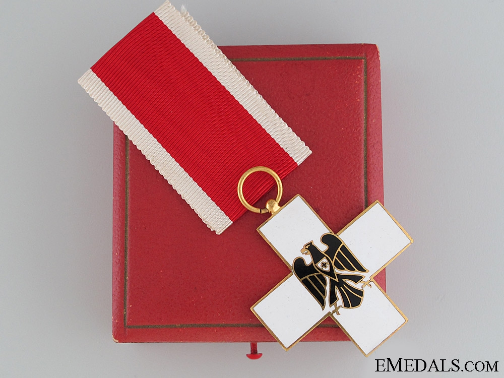 eMedals-German Red Cross Decoration Type II (1934-1937)