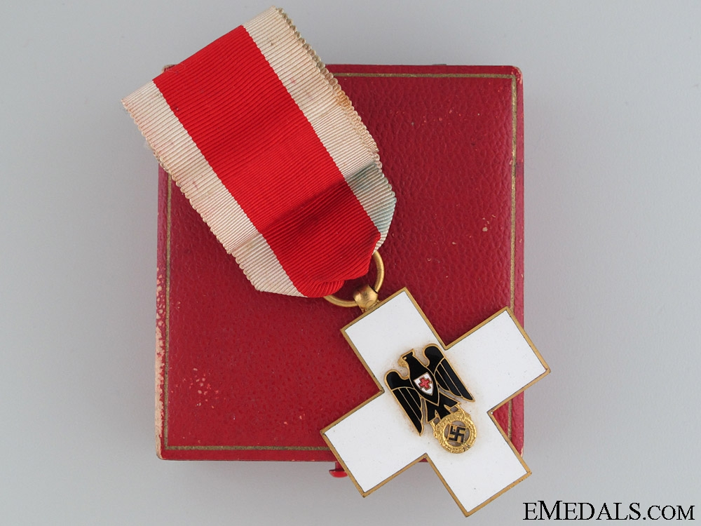 eMedals-German Red Cross Honor Award 1937-39