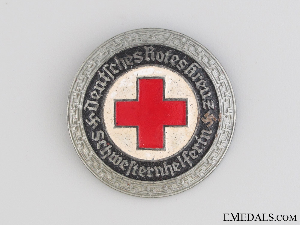 eMedals-German Red Cross Senior Helper's Badge