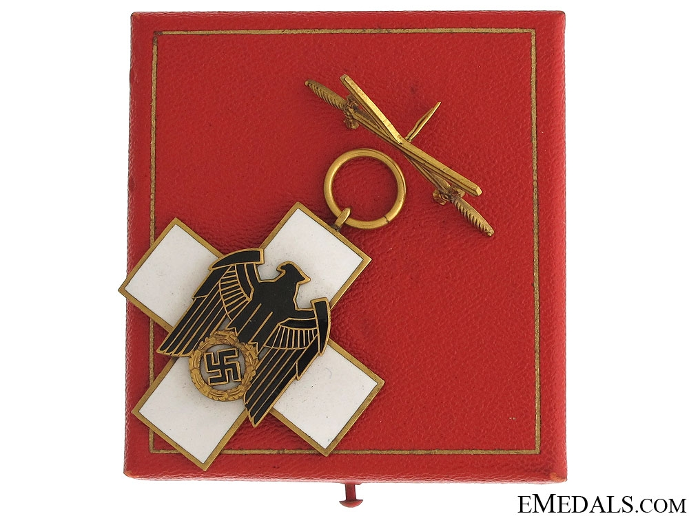 eMedals-German Social Welfare Organization Cross
