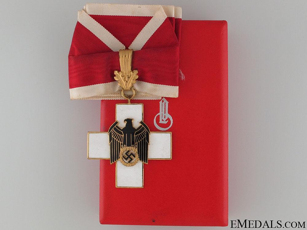 eMedals-German Social Welfare Decoration - First Class