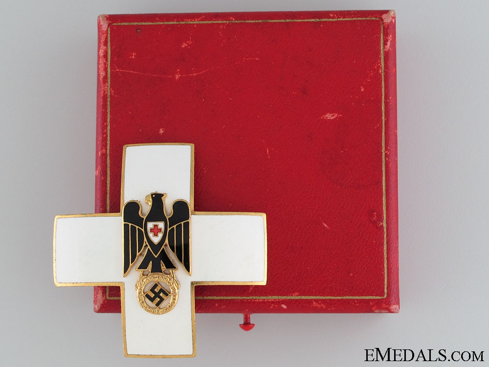 eMedals-German Social Welfare Organization Merit Cross