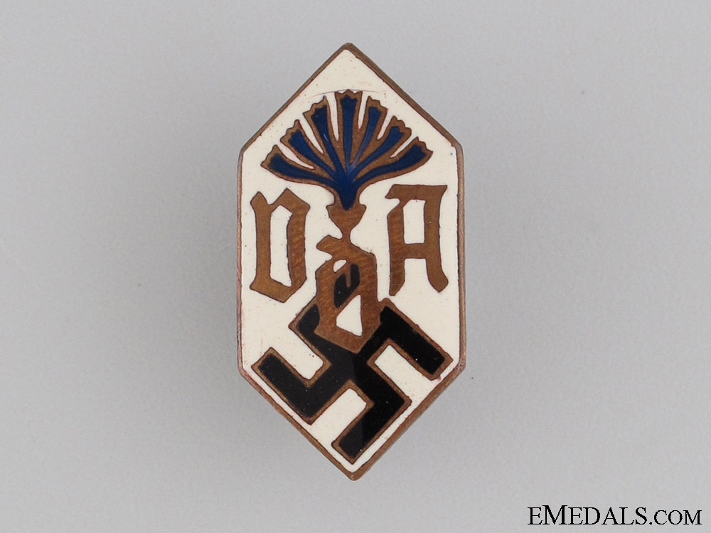 eMedals-Germanic Peoples in Foreign Countries Badge