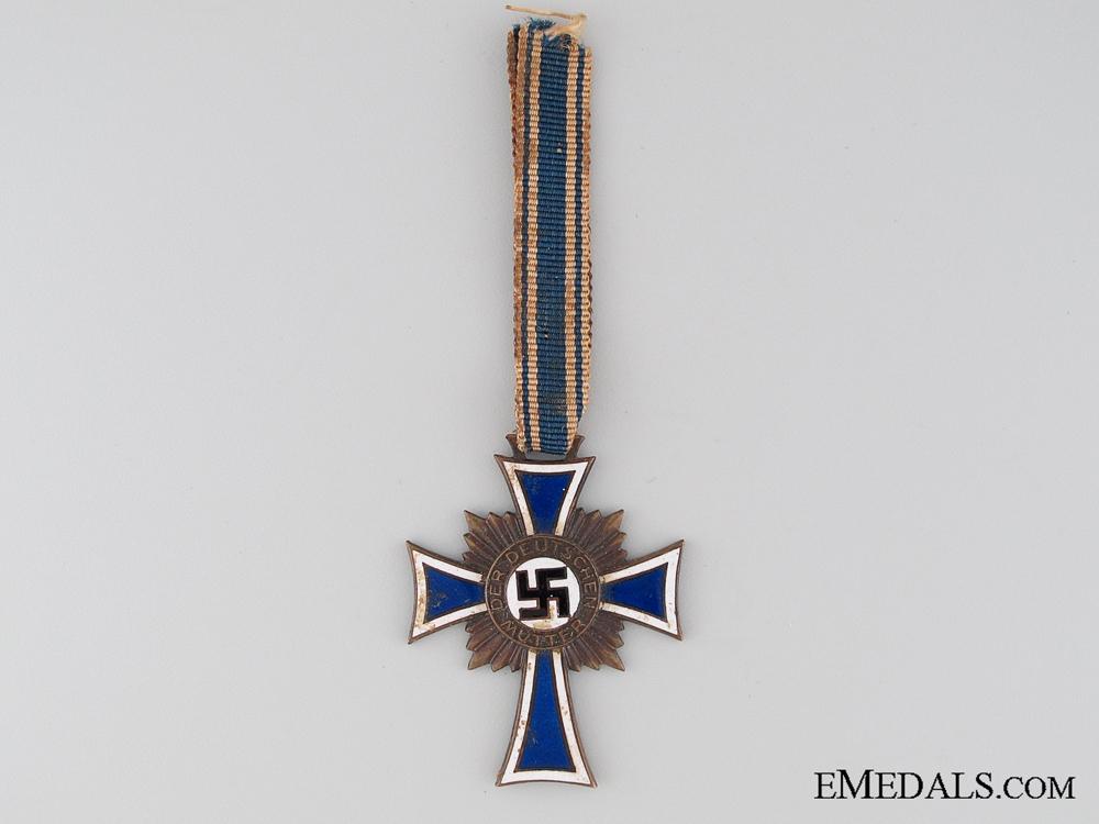 eMedals-Germany (Third Reich). Mother's Cross, Bronze Grade