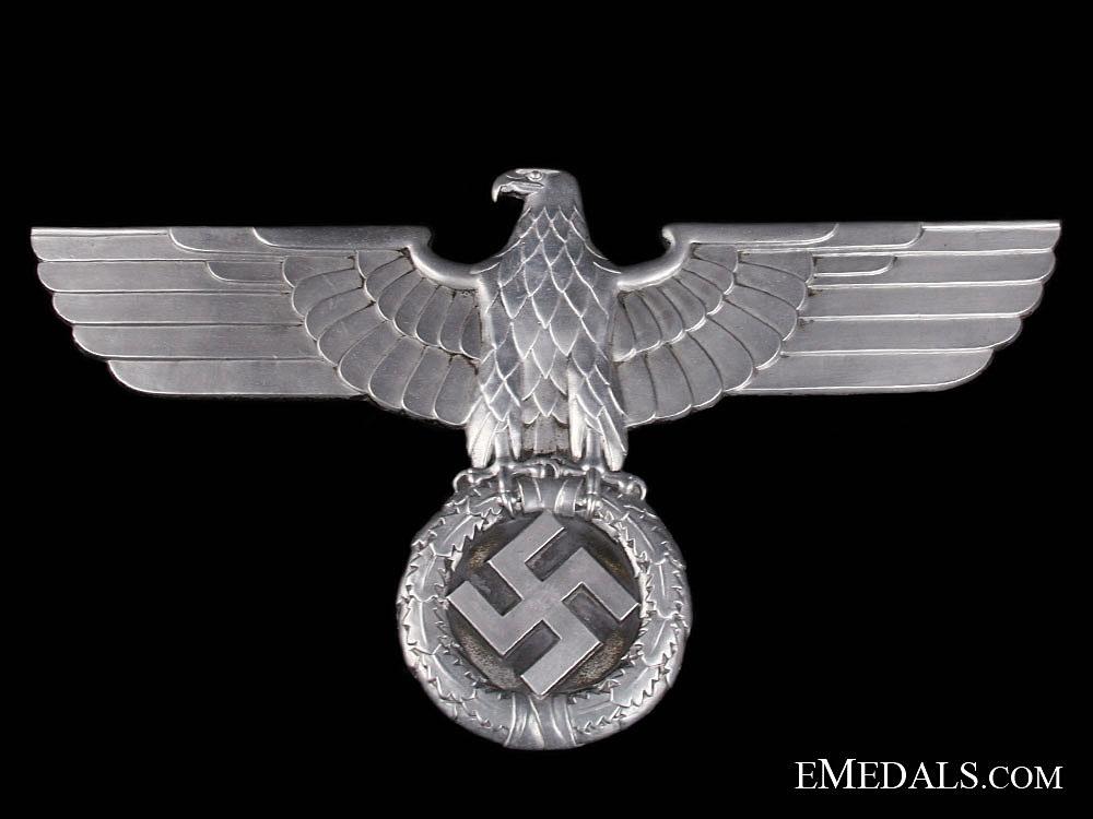 eMedals-Deutsche Reichsbahn Railway Locomotive Eagle