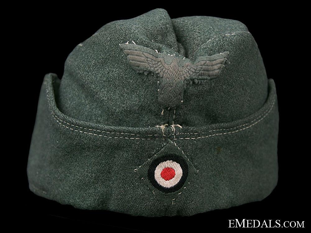 eMedals-EM/NCOs M34 Enlisted Overseas Cap