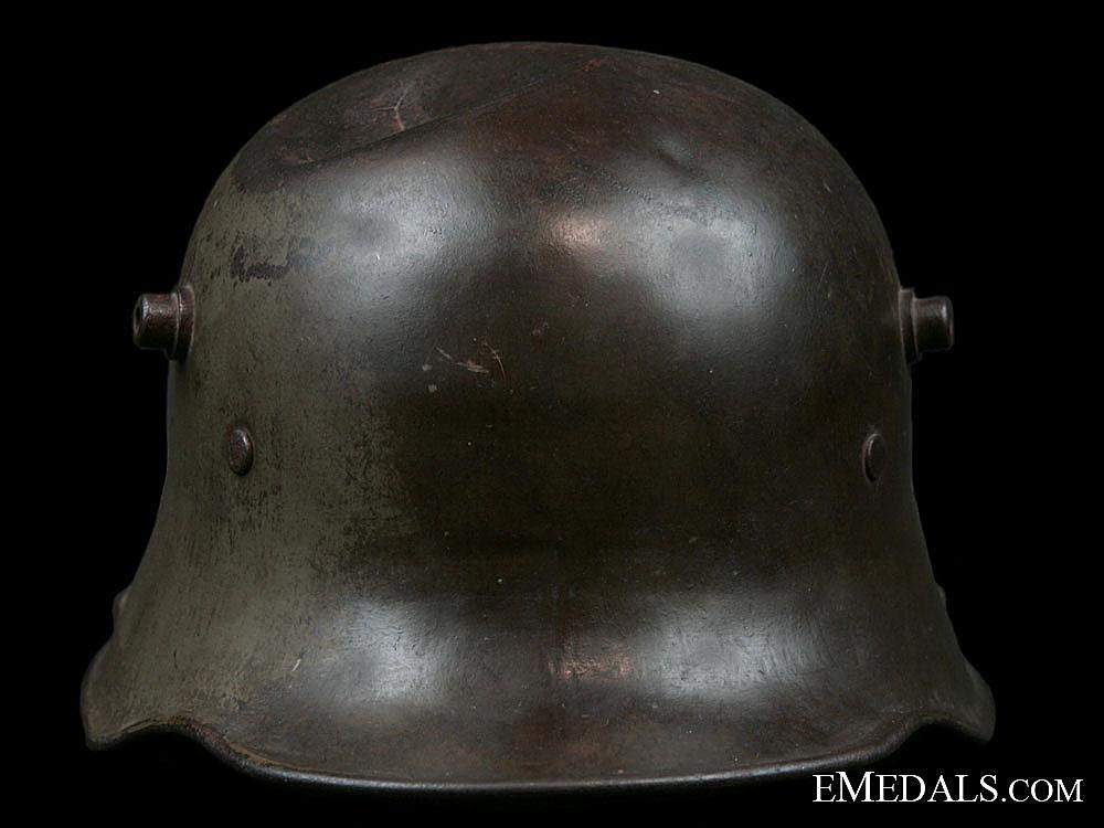 eMedals-M17 Combat Damaged Helmet