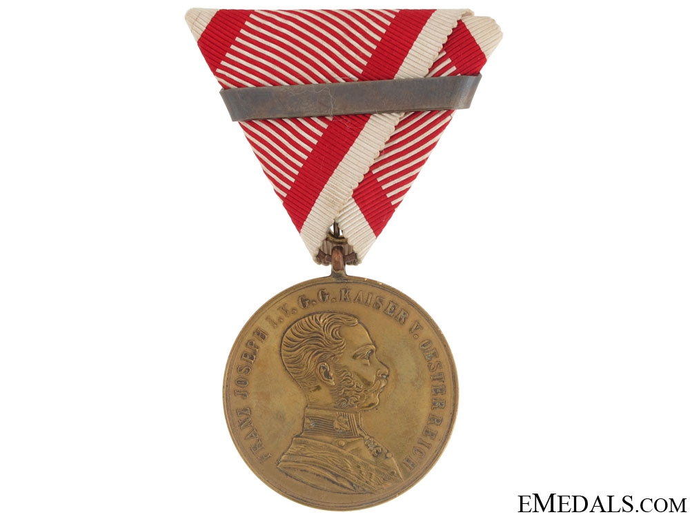 eMedals-Golden Bravery Medal – 1920's