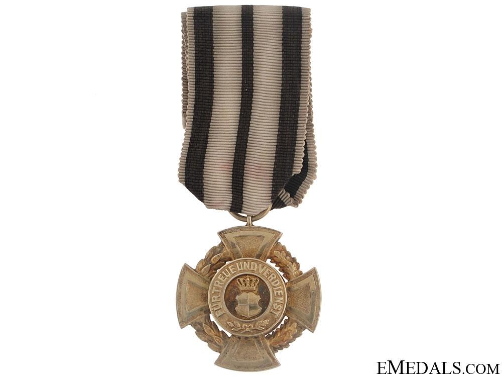 eMedals-Golden Merit Cross