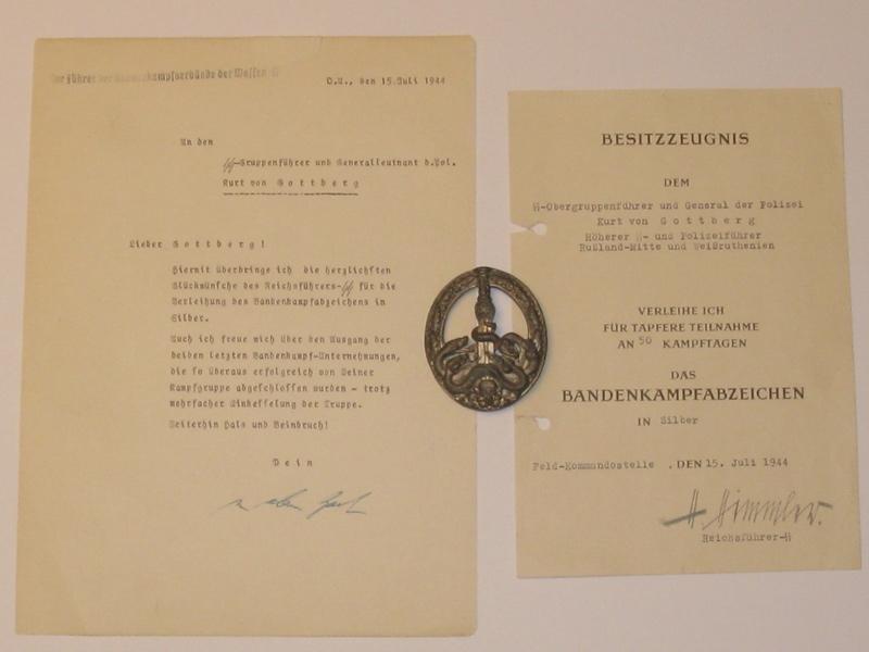 eMedals-Waffen-SS General Court von Gotteberg,