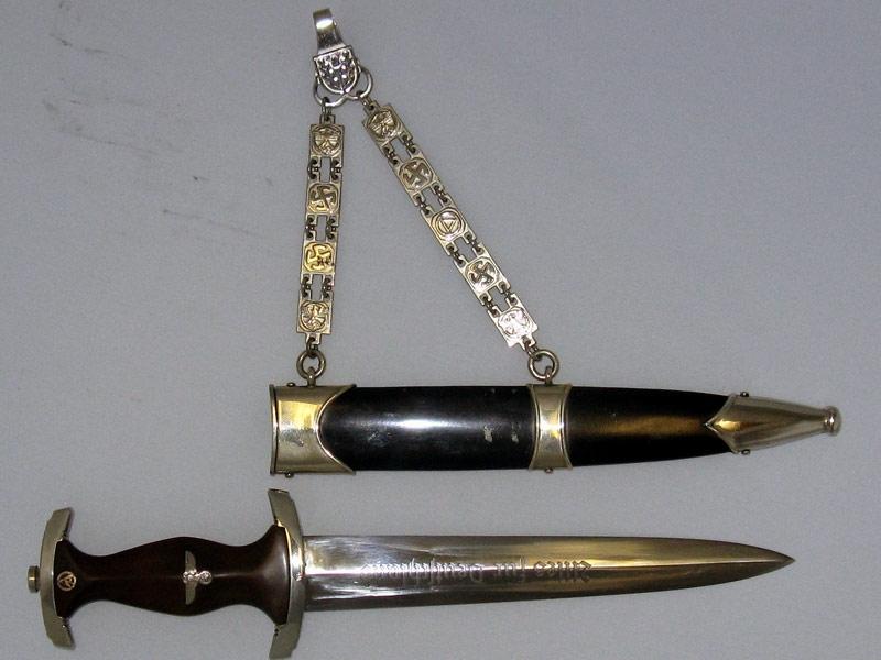 eMedals-NSKK Chained Leader's Dagger,