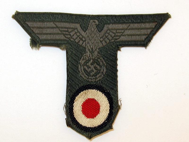 eMedals-Army Cap Eagle