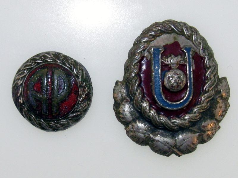 eMedals-Croatia, Ustasha Officer Cap Badges