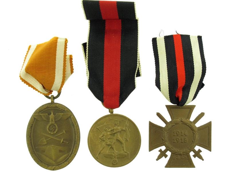 eMedals-Three Awards