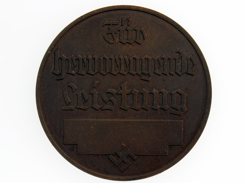 eMedals-Table Merit Medal of the German Dog