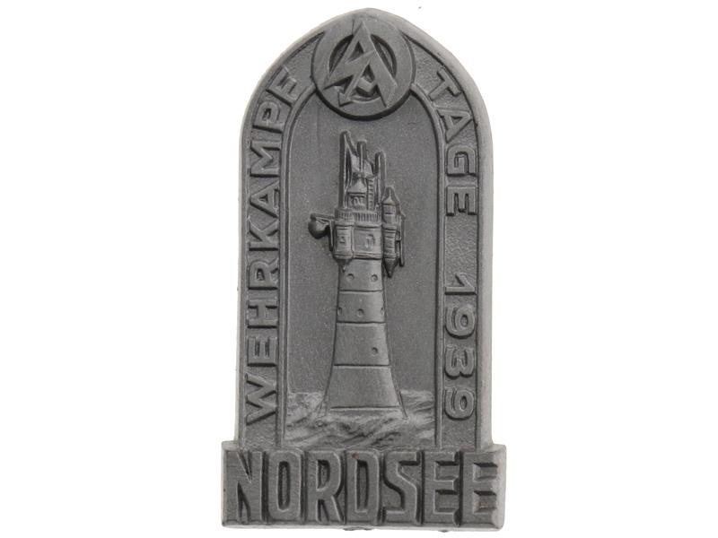 eMedals-SA Nordsee Tinnie