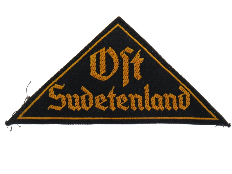 eMedals-Sudetenland Cloth Badge