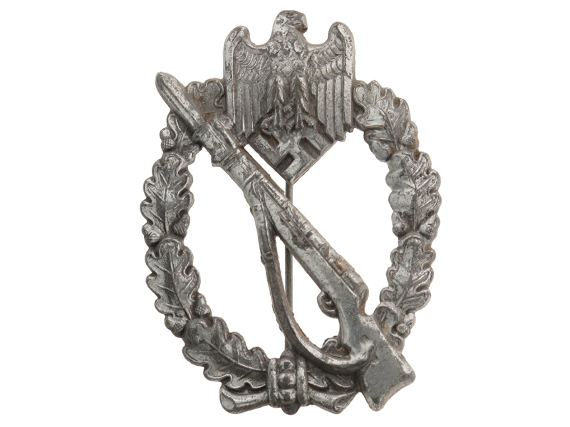 eMedals-Infantry Badge-Silver Grade