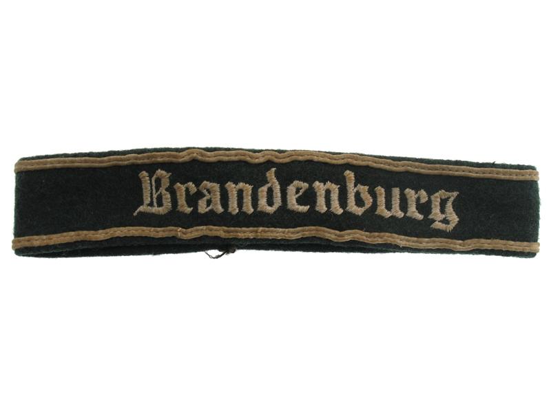 eMedals-Brandenburg Cufftitle