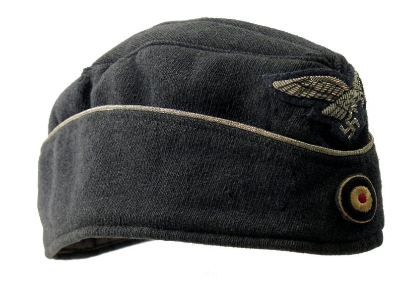 eMedals-Luftwaffe Officer's Overseas Cap.