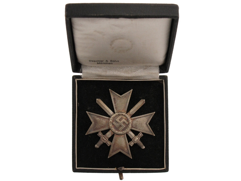 eMedals-War Merit Cross, First Class, w/Swords