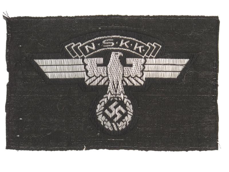 "eMedals-NSKK ""Other Ranks"" Sleeve Eagle"