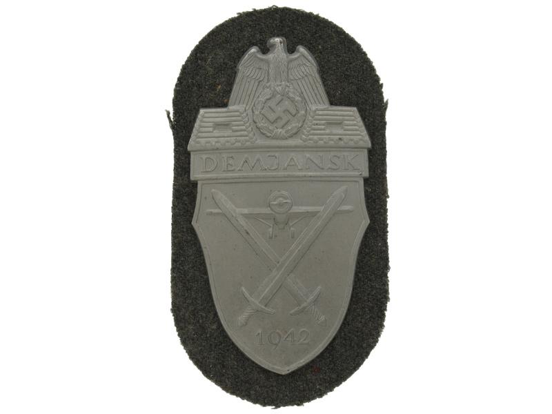 eMedals-Demjansk Shield