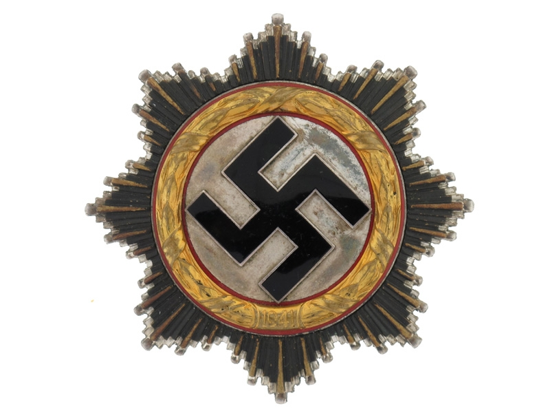 "eMedals-German Cross in ""Gold"" - Named to 'Udo Panter'"