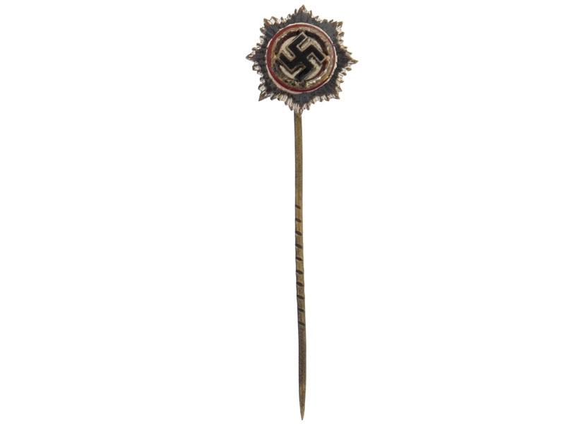 eMedals-German Cross in Silver- Miniature Pin