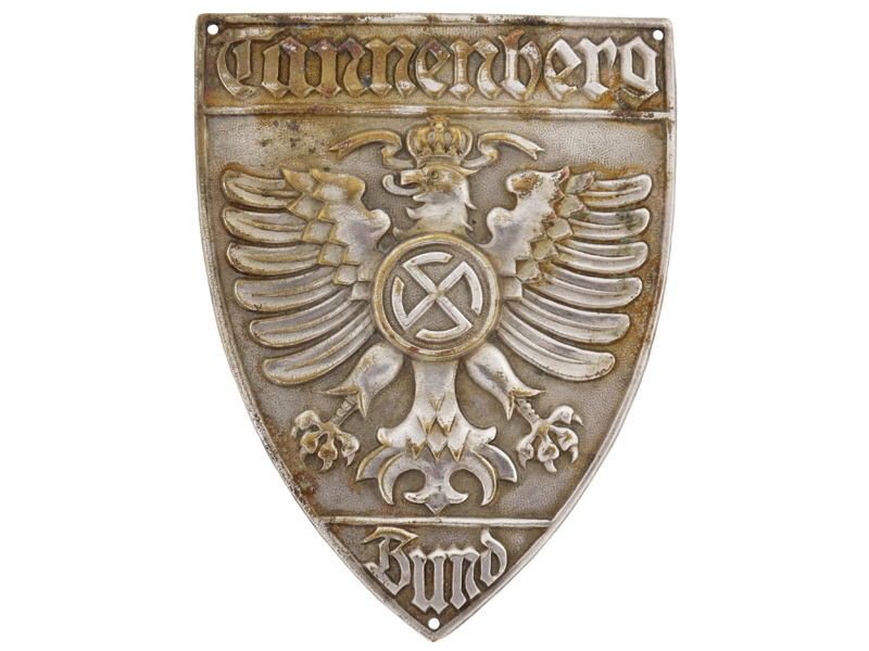 eMedals-SA Tannenberg Bund Shield
