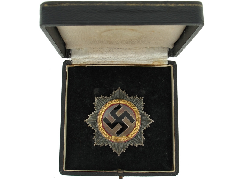 "eMedals-German Cross in ""Gold"""