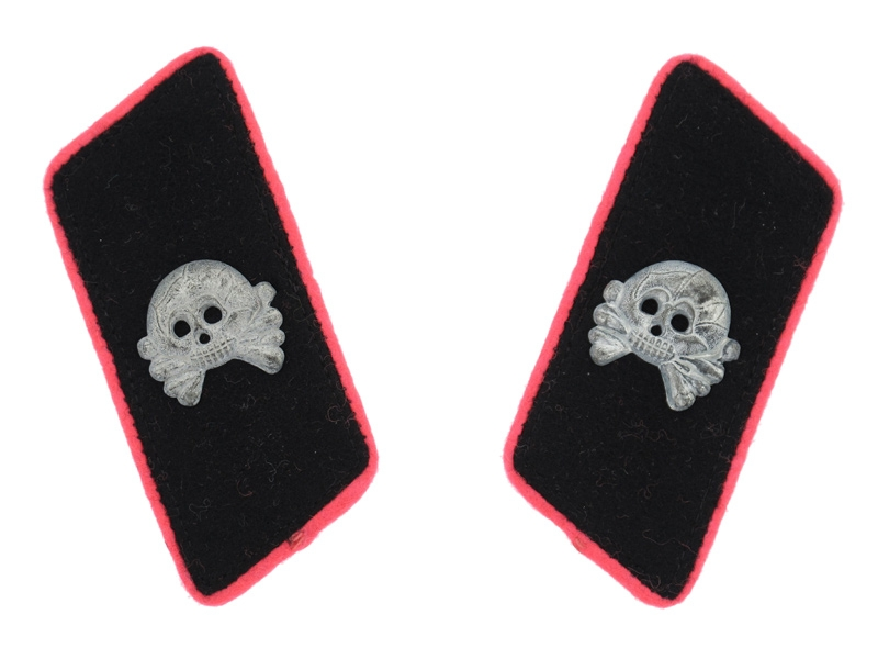eMedals-Pair of Panzer Collar Tabs