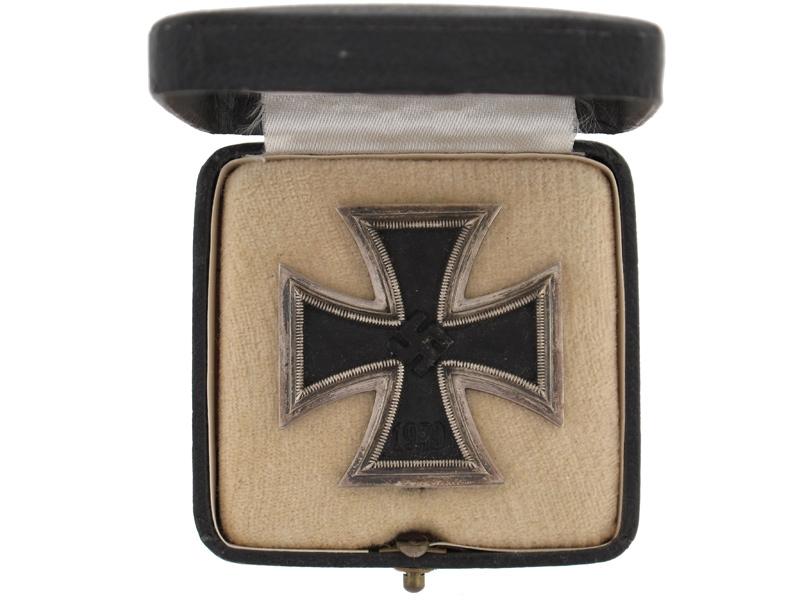 eMedals-Iron Cross First Class 1939