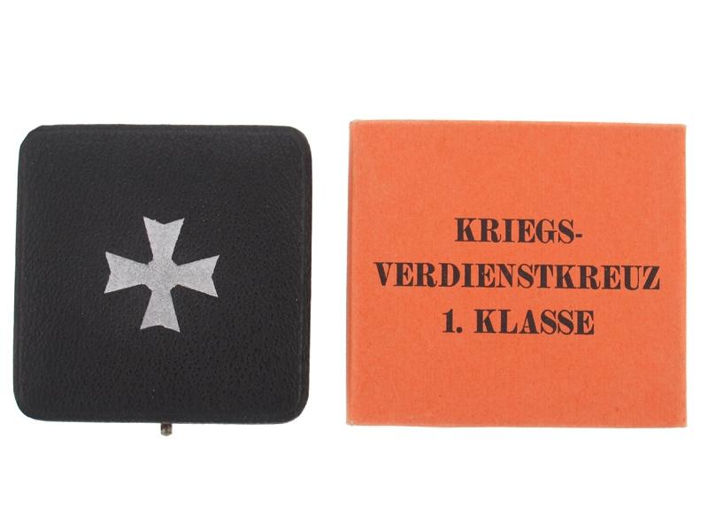 eMedals-War Merit Cross 1St. Class
