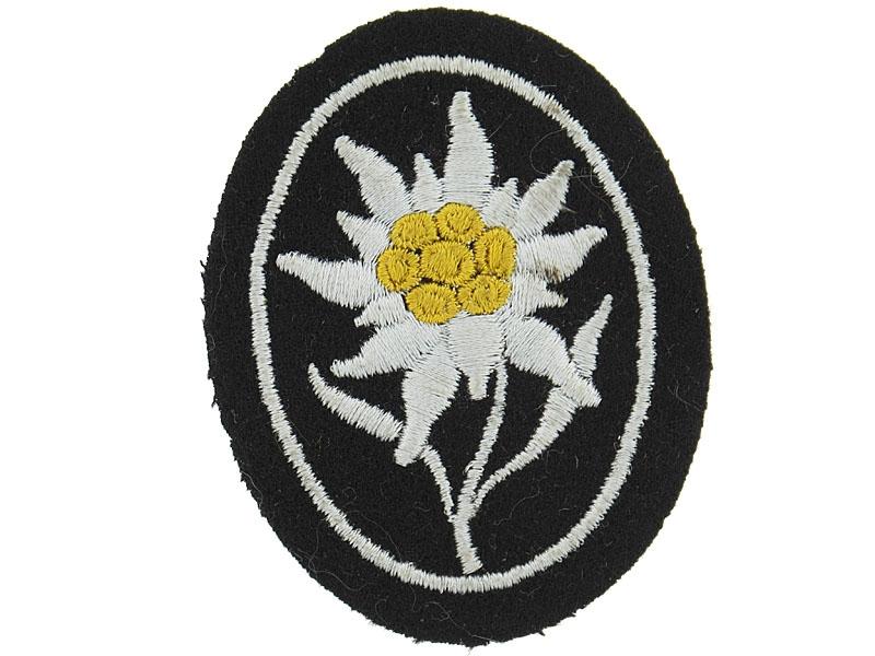 eMedals-SS Gebirgstruppen Cloth Badge